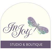 InJoy Studio & Boutique logo