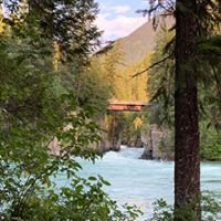 Mt Robson Provincial Park Campgrounds logo