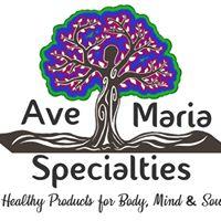 Ave Maria Specialties logo