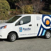 Pacific Appliance logo