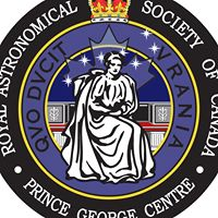 Prince George Astronomical Society logo