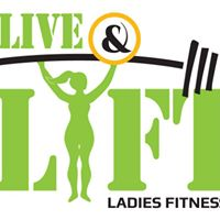 Live & Lift Ladies Fitness logo