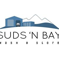 Suds N Bay Wash & Store logo
