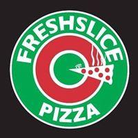 Freshslice Pizza logo