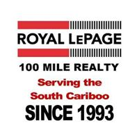 Royal LePage 100 Mile Realty logo