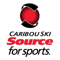 Caribou Ski Source For Sports logo