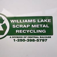 Williams Lake Scrap Metal Recycling logo