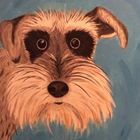 Denise's Dog Grooming logo
