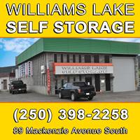 Williams Lake Self Storage logo