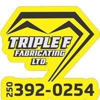 Triple F Fabricating Ltd logo