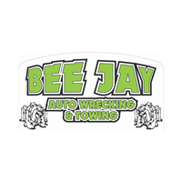 Bee Jay Auto Wrecking & Towing logo