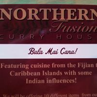 Northern Fusion Curry House logo