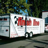 Finish Line Racing Products logo