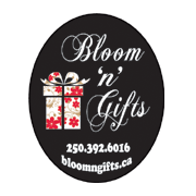 Bloom 'N' Gifts logo