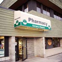 Kornak & Hamm's Pharmacy logo