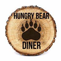 Hungry Bear Diner logo
