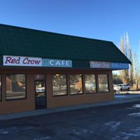 Red Crow Cafe logo