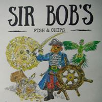 Sir Bob's Fish & Chips logo
