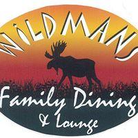 Wildmans Family Dining & Lounge logo