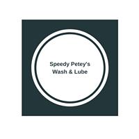 Speedy Petey's Wash & Lube logo