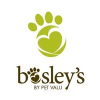 Bosley's By Pet Valu logo