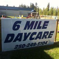 Six Mile Daycare logo