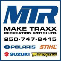 Make Traxx Recreation logo