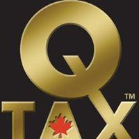 QTAX Quality Tax Services logo