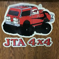 JTA 4X4 logo