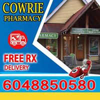 Cowrie Pharmacy logo