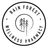 Rainforest Wellness Pharmacy logo