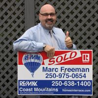 RE/MAX Coast Mountains Terrace logo