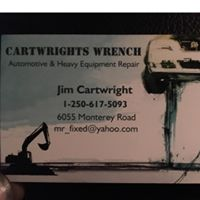 Cartwrights Wrench logo