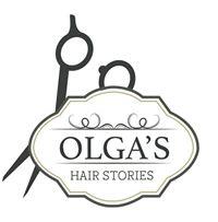 Olga's Hair Stories logo