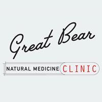 Great Bear Natural Medicine Clinic logo