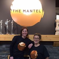 The Mantel logo