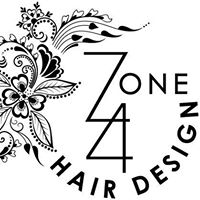 Zone 4 Hair Design logo