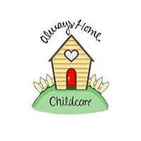 Always Home Childcare logo