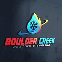 Boulder Creek Heating & Cooling logo