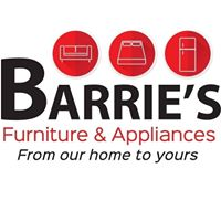 Barrie's Furniture & Appliances  logo