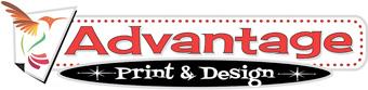 Advantage Print & Design logo