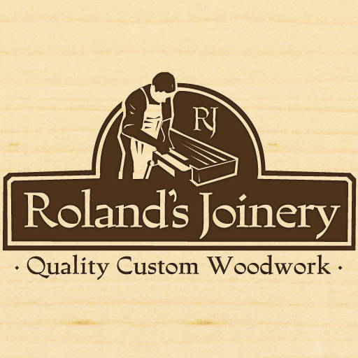 Roland's Joinery logo