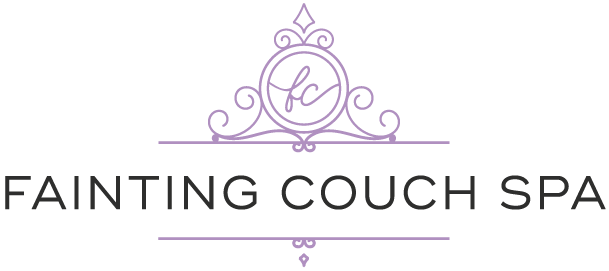Fainting Couch Spa The logo
