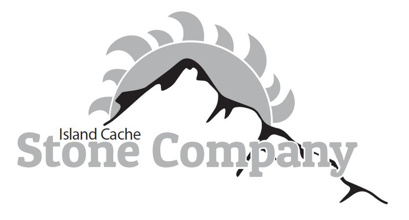 Island Cache Stone Company logo