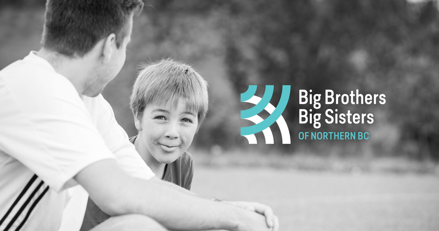 Big Brothers & Big Sisters Of Prince George logo