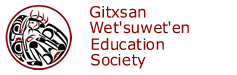 Gitksan Watershed Authorities Hatchery logo