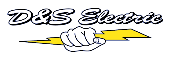 D & S Electric logo