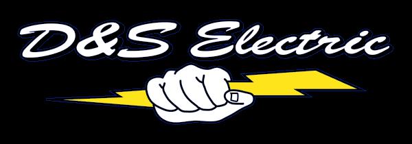 D & S Electric logo