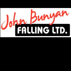 John Bunyan Falling logo