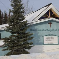 Mackenzie Baptist Church logo